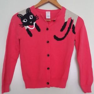 Gymboree Purrfectly Fabulous Cardigan